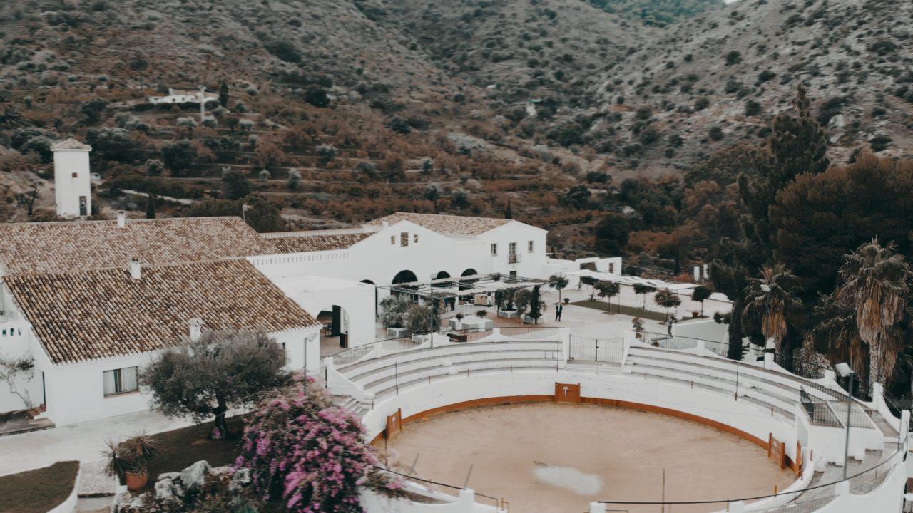 Boda en Hacienda la Biznaga Málaga