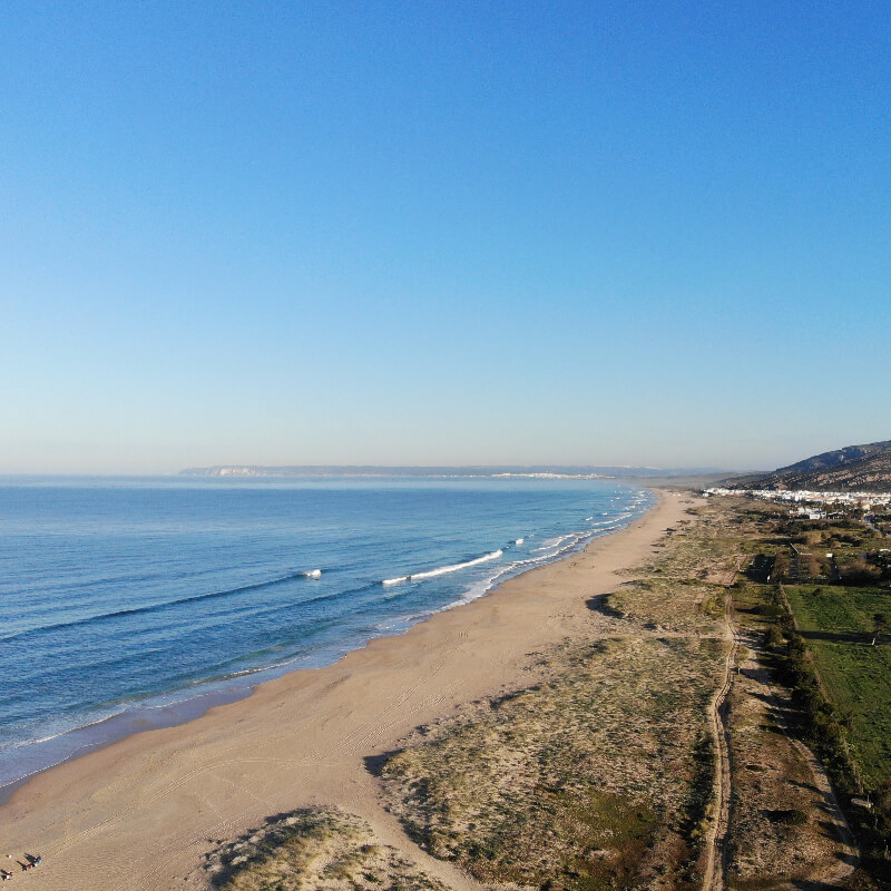 Vídeo y fotografía con dron